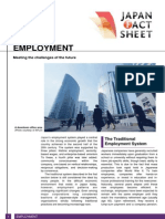 Article of Employment in Japan