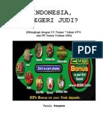 to Indonesia Negeri Judi