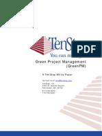 White Paper Green Pm