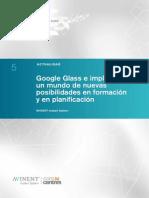 BLOG Post 5 Google Glass