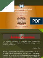acidos oxacidos