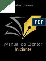 Manual Do Escritor Iniciante