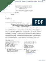 Blaszkowski et al v. Mars Inc. et al - Document No. 165