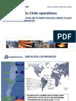 Herramientas de Planificacion Largo Plazo - Anglo American - Los Bronces
