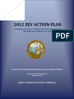 2012 Governors ZEV Action Plan