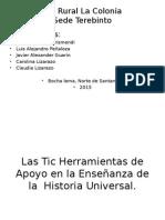 Historia Con Las Tic