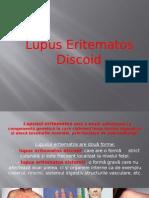 Lupus Eritematos Discoid