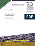 Sistemas de Control de Gestion y Desempeño Organizacional Una Revision Conceptual