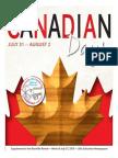 Canadian Days 2015