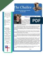 St. Francis' Eureka MO 2010 January Newsletter
