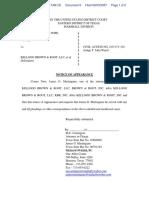 Clark et al v. Kellogg Brown & Root, LLC et al - Document No. 6