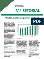 O Setor de Shopping Center No Brasil_BNDES