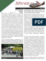 Boletín Voces Mineras.