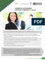 PDF MÁSTER Desarrollo Sostenible Energías Renovables y Agenda 21