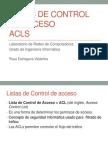 Listas de Control de Acceso