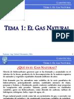 Tema 1 El Gas Natural