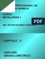 Curso Metalurgia 1 Capitulo II 2012