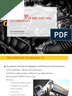 Heavy Duty Engine Oils-Field Trials