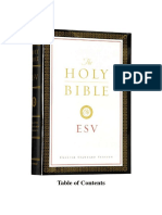The Holy Bible ESV