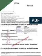 Epidemiología Clínica LCM 5