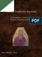 Ancient Prophecies Revealed-  Johnson Ken