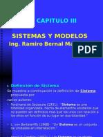 IIISistemas y Modelos