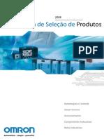 Catalogo de Produtos Omron