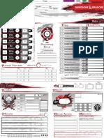 Character Sheet v3.0 (Letter)