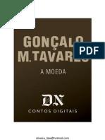 A Moeda - Gonçalo M Tavares