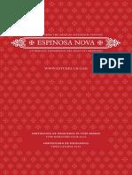 Espinosa manual tipografia