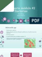 Seminario Bacterias