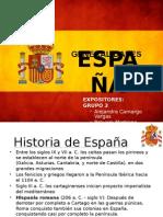 Generalidades Economicas de España