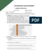 Identifica Las Principales Características y Funciones de Las Biomoléculas Orgánicas