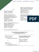 SCO Grp v. Novell Inc - Document No. 372