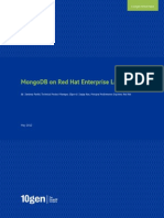 Mongodb on Red hat