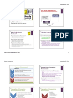 student assessment f2014 handouts