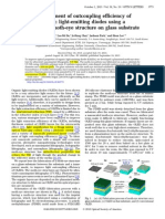 ol-38-19Enhancement of outcoupling efficiency of organic