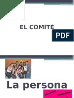 EL COMITÉ.pptx