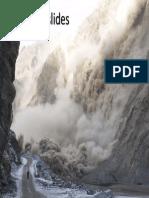 #13 Landslides