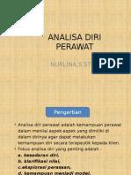 ANALISA DIRI PERAWAT