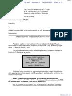 Salameh v. Gonzales et al - Document No. 3