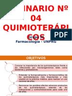Seminario N 04 Quimioterápicos (1)