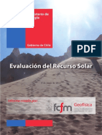 Reporte Solar Panguipulli