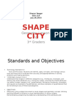 shape city lesson plan