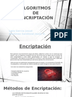 Presentacion de Encriptacion