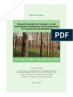 SummaryReport FINAL Forestry Objectives Management