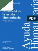 Humanitaria01 Enfoque Psicosocial de La Ayuda Comunitaria