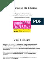 Design Para Quem Nao e Designer