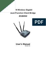 ECB9500-UsersManual-V2-0_20090930