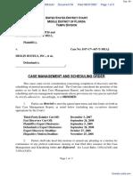 Kotis et al v. Deslin Hotels, Inc. et al - Document No. 54